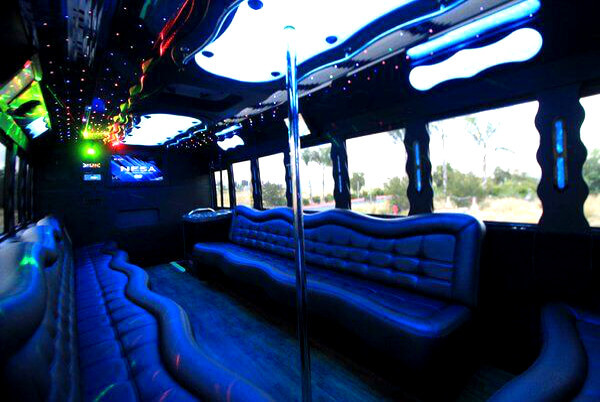 Party Bus For 40 People Evansville