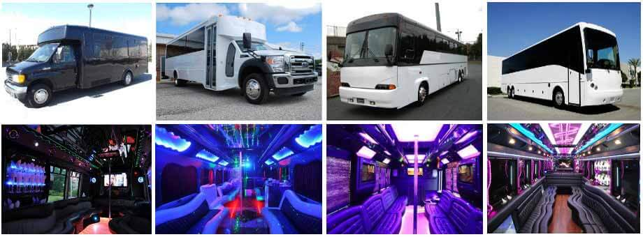 Party Buses Evansville